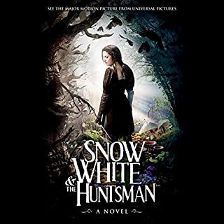 Snow White and the Huntsman audiobook cover art