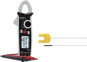 KKmoon Pince Compteur Num/érique 600A Courant Alternatif 600V AC//DC Tension Donn/ées De Mesure De Capacit/é Donn/ées Tenir R/étro/éclairage NCV Testeur Multim/ètre AC 600A Pince Amp/èrem/étrique