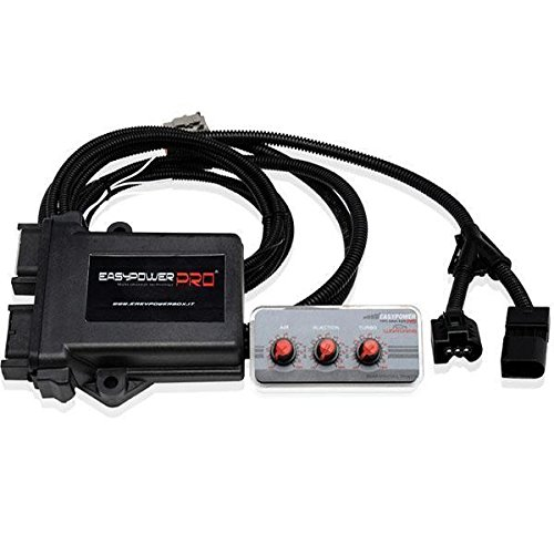 Ludatuning - Boitier additionnel Tuning Box Power chiptuning Mitsubishi Pajero 3.2 DI-D 170 HP Diesel Easypower-Pro