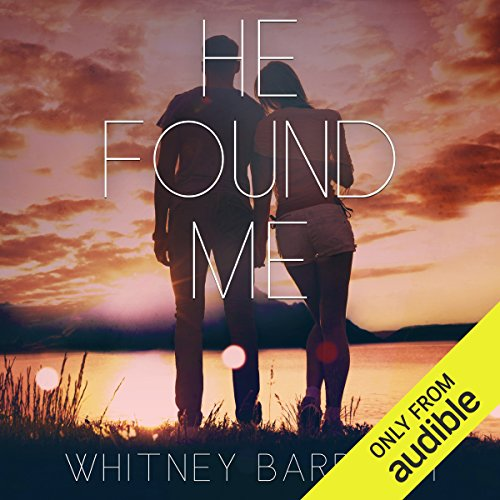 He Found Me audiobook cover art