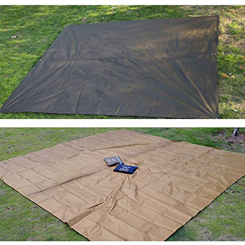 3 * 3m Picknickmatten im Freien sind feuchtigkeitsbeständig, wasserdicht und Sicherheitsmatten können maschinenwaschbare Matten, Picknickmatten, Zeltmatten und Outdoor-Matten sein.