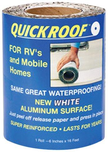 Cofair QR6 Aluminum 6 X33.5 Quick Roof Tape