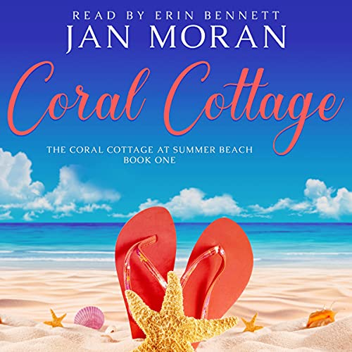 Coral Cottage Audiobook By Jan Moran cover art