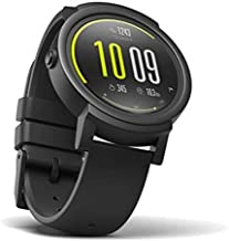 Ticwatch Mobvoi E (Express) Smartwatch 44mm Polycarbonate – Black TICWATCHESHADOW