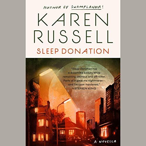 Sleep Donation audiobook cover art