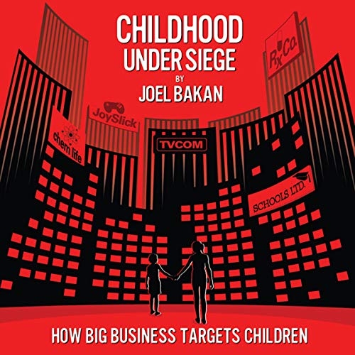 Childhood Under Siege audiobook cover art