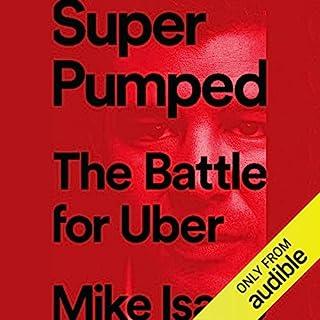 Super Pumped cover art