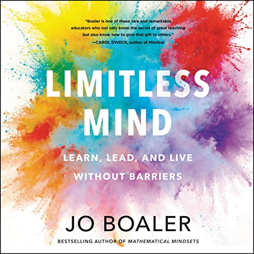 Limitless Mind Audiobook By Jo Boaler cover art