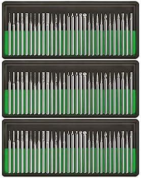 3-Set ZFE Diamond Burr Bits Drill Kit
