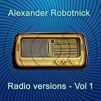 Radio Versions Vol. 1
