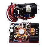 EWGAO 250W 15A DC12-30V ZVS Controlador de Retorno de Bobina Tesla/Bobina de Encendido/Generador SGTC con Ventiladores Kit de Modelo de Ciencia Experimental