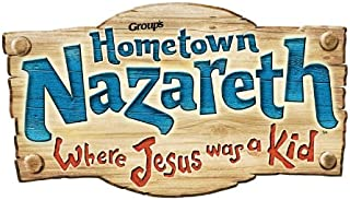 Hometown Nazareth Starter Kit: Where Jesus Was a Kid (Holy Land Adventure VBS 2011)