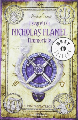 L'incantatrice. I segreti di Nicholas Flamel, l'immortale: 3
