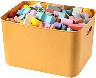 Dabeigouzzhiwl casier rangement, Boîte de rangement Boîte de rangement Boîte de rangement Cosmétique Masque de bureau Snac...