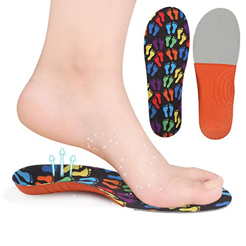 Orthotics Insole Kids - Orthotic Shoes Inserts for Flat Feet and Arch Support