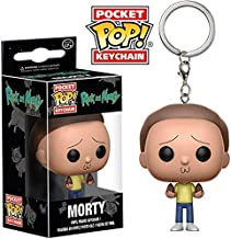 Funko Pop Keychain Rick and Morty Action Figure
