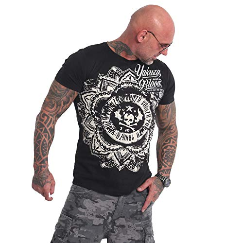 Yakuza Herren Inked In Blood T-Shirt