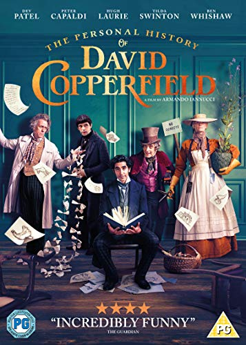 David Copperfield - Einmal Reichtum und zurĂzck [DVD] (IMPORT) (Keine deutsche Version)