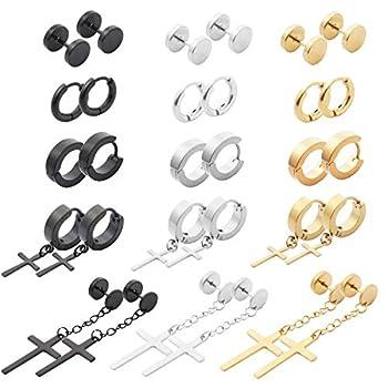 Best men earrings Reviews