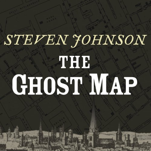 The Ghost Map  By  cover art