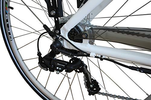 Trekking E-Bike Leopard Vita City Damen 28 Bild 6*