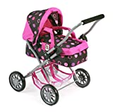 Bayer Chic 2000 555 48 - Puppenwagen Smarty, Pinky Balls
