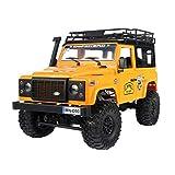 tingtin Kids RC Jeep Off Road Coche de Juguete, Coche de Juego Entre Padres e Hijos