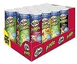Pringles Party Mix | 18 Dosen mit 4 verschiedenen Sorten (18 x 200g) -
