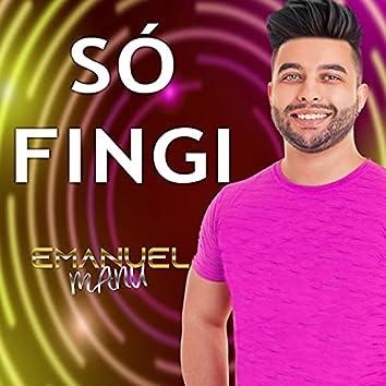 Só Fingi (Cover)