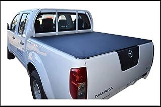 ClipOn Ute/Tonneau Cover for Nissan Navara D40 RX (Thai Built)(2009 to June 2015) Dual Cab suits Headboard