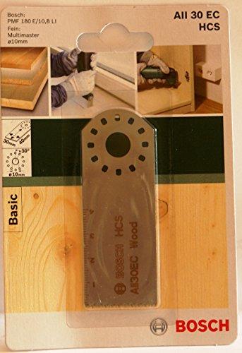 Bosch PMF incisión 30mm de madera