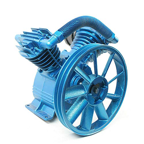 5.5HP 181PSI Air Compressor Pump & Flywheel Two Stage pulley 1.25MPa Premium