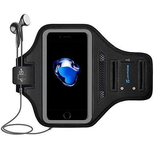 LOVPHONE iPhone 7/8 Plus Armband Sport Running Exercise Gym Sportband...