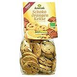 Alnatura Bio Schoko Orangen Kekse, 150 g