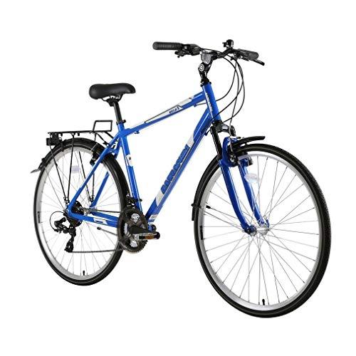 BARRACUDA Men's Vela 3 Trekking Bike, Blue, 21