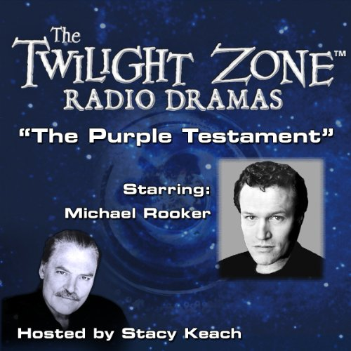 The Purple Testament audiobook cover art