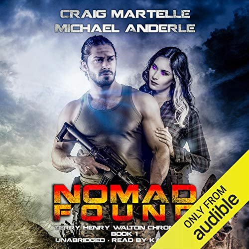 Couverture de Nomad Found