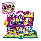 Pinypon- Casa Mini muñecas, Multicolor (Famosa 700016771)