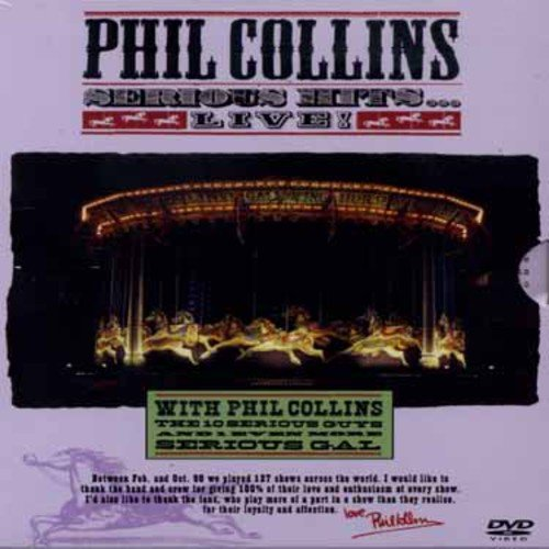 Phil Collins - Serious Hits ... Live! [2 DVDs]