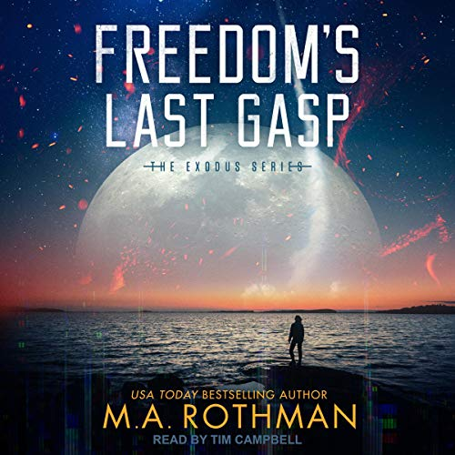 Freedom's Last Gasp cover art
