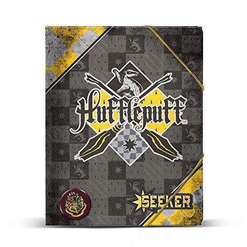 Harry Potter - mappen, meerkleurig (Karactermania km-38187)