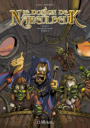 Le Donjon de Naheulbeuk T5