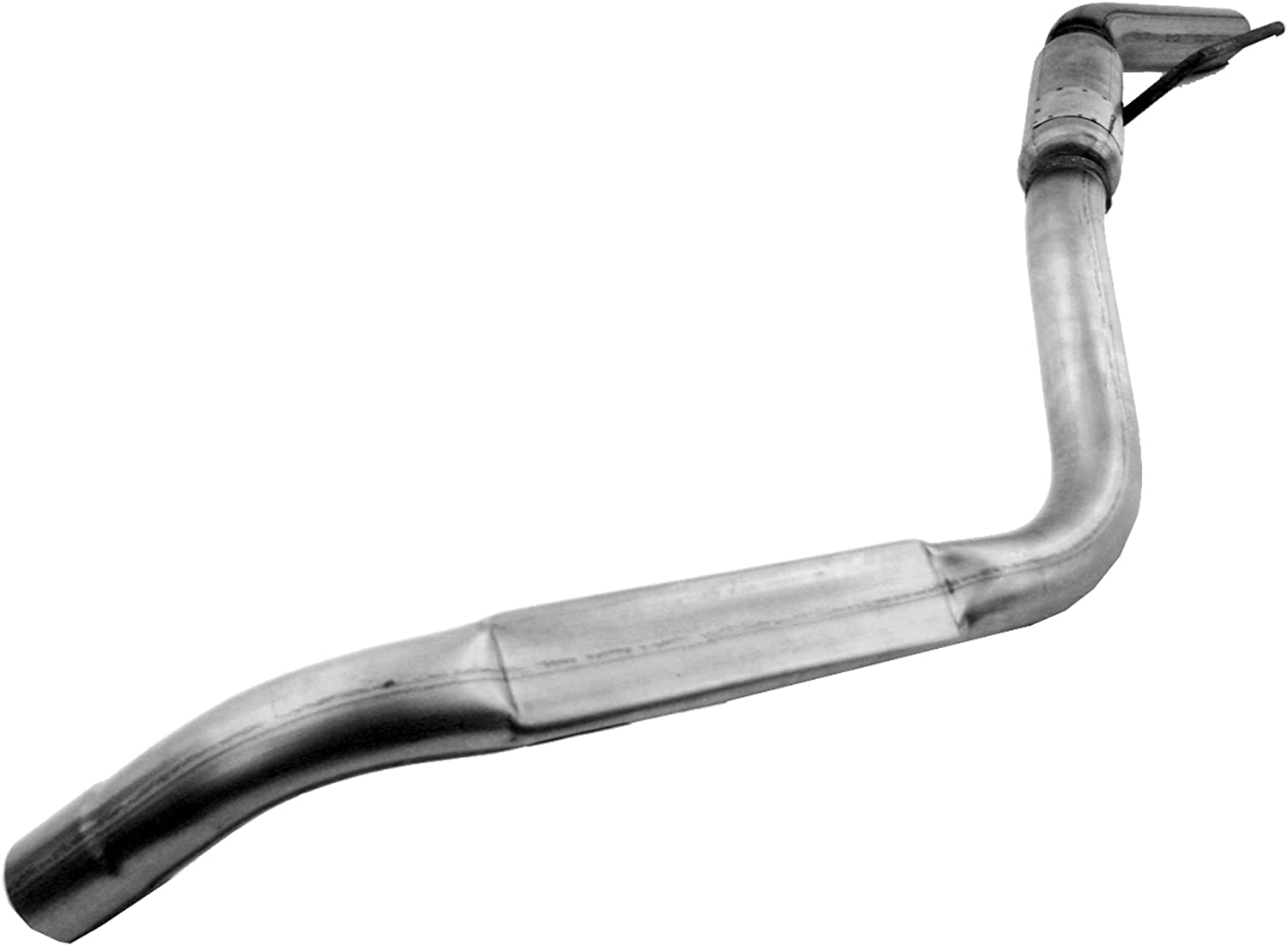 Walker's price Exhaust 55530 Tail Pipe Aluminized Max 65% OFF Steel