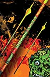 Black Eagle Zombie Slayer Fletched Carbon Hunting Arrows - 12 Pack (300/.001 Crested)