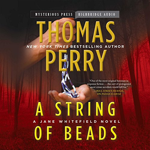 String of Beads audiobook cover art