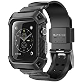 Apple Watch 2 Case, SUPCASE [Unicorn Beetle Pro] Rugged Protective Case with Strap Bands for Ap…