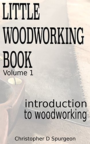 Introduction to Woodworking: Learn how to build Japanese saw horses and a Sawyer Bench (Little Woodworking Book Book 1)