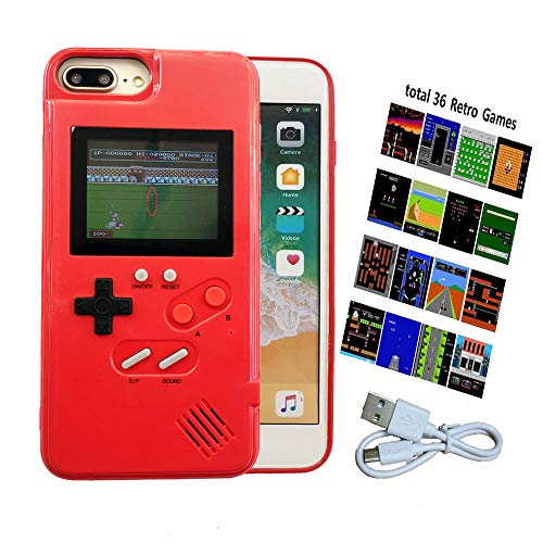 Gameboy Case for Kids and Adults, Retro Game Case for iPhone, Video Game Case for iPhone 6/6S/7/8
