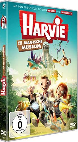 Harvie und das magische Museum - [DVD]