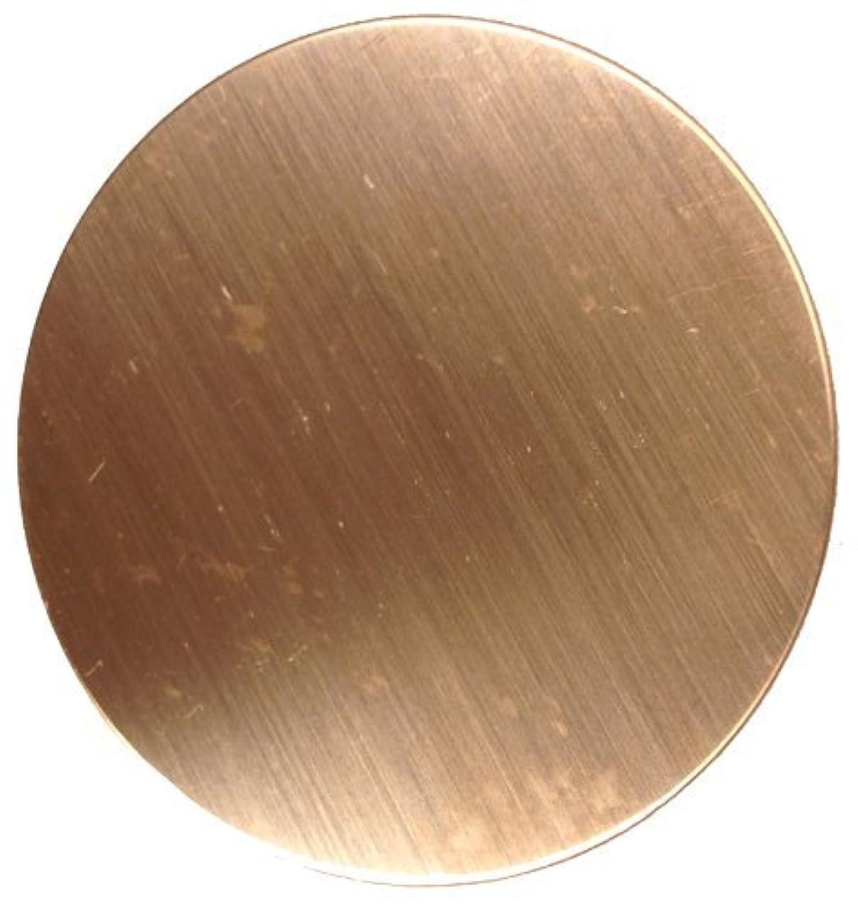 RMP Stamping Blanks, 1 Inch Round, 24 Oz. Copper.032